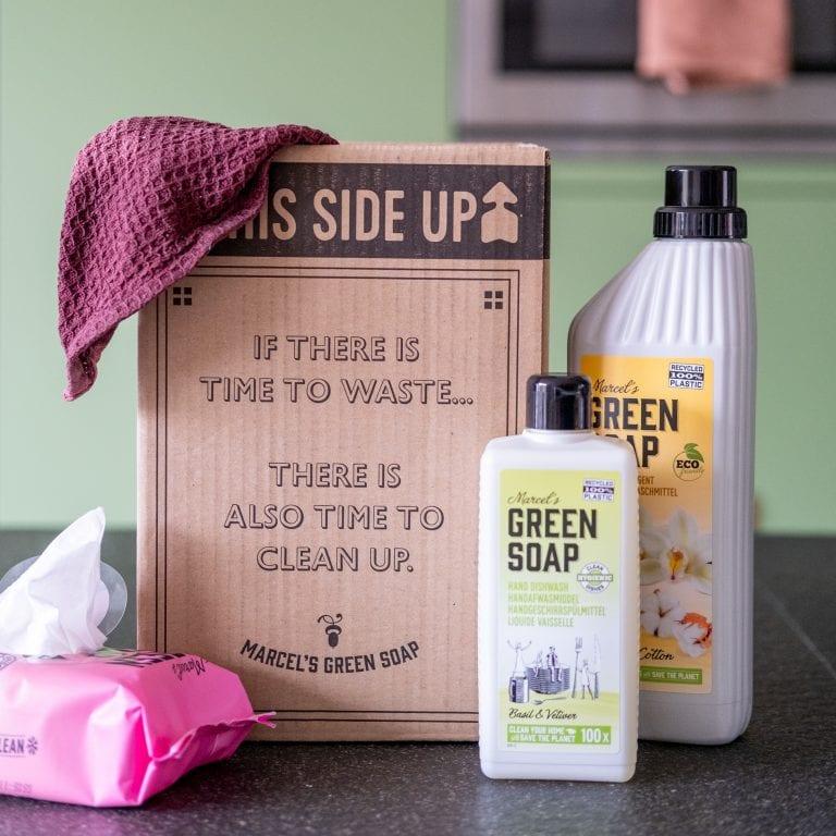 duurzame voorjaarsschoonmaak tips