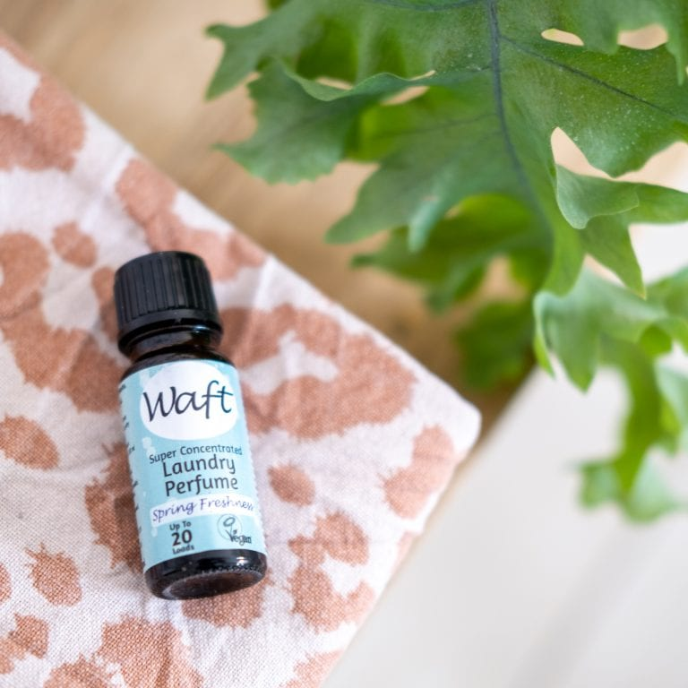duurzaam wasparfum test